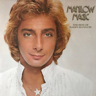 Barry Manilow ‎- Manilow Magic: The Best Of Barry Manilow (LP) (EX/VG+)